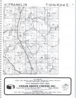 Map Image 009, Sauk County 1981